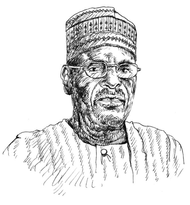 Cavayé Yeguié Djibril, président de l'Assemblée nationale camerounaise.