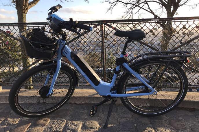 Le vélo électrique Véligo.