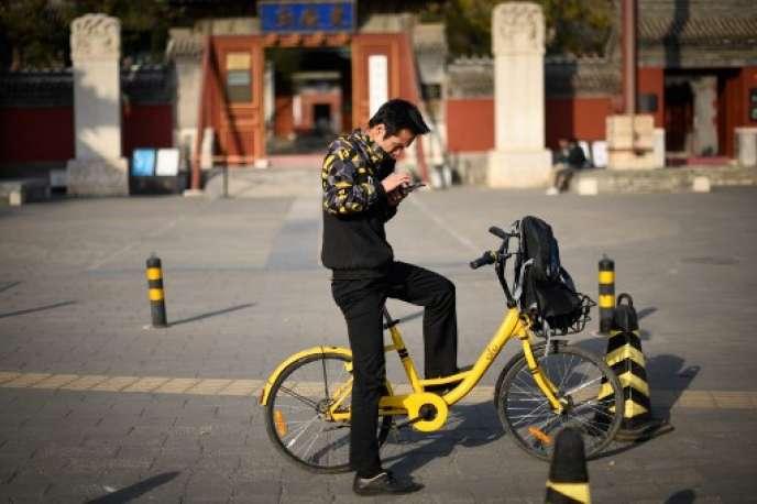 A Pékin, en novembre 2018.