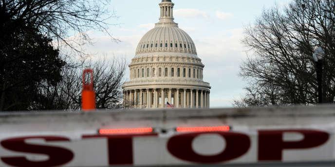Lundi 24 décembre, pour la troisième journée, les administrations fédérales restaient partiellement fermées en raison du« shutdown».