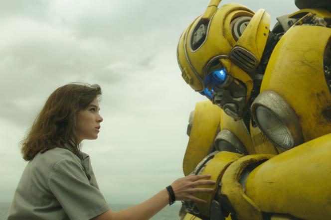 Hailee Steinfeld (Charlie) dans «Bumblebee», de Travis Knight.