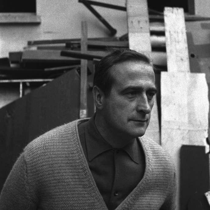 Guy Rétoré en 1966.