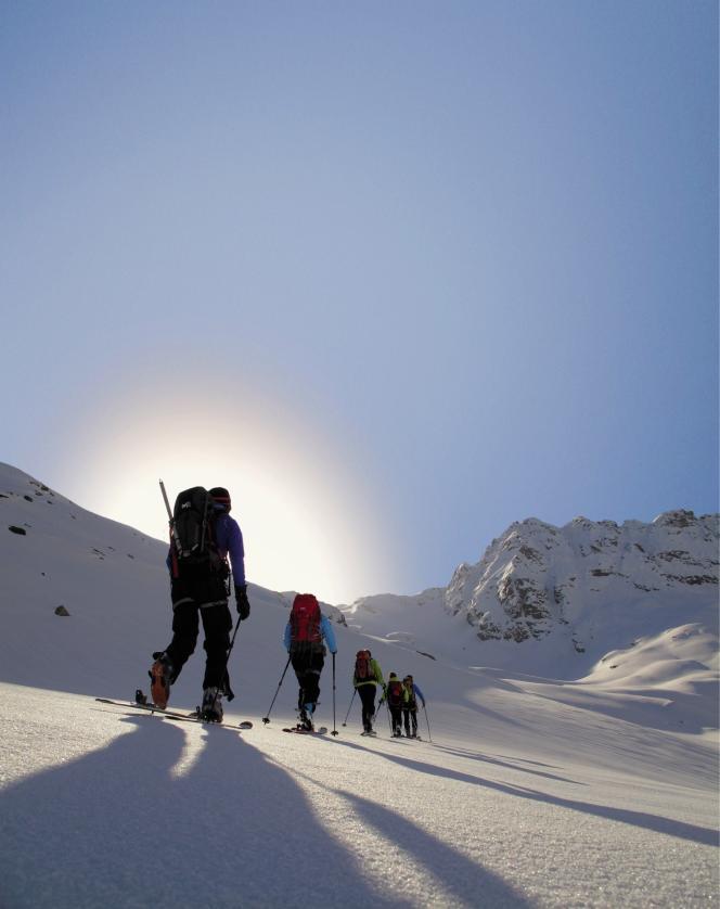 La France compte environ 150 000adeptes de ski de randonnée. Un chiffre qui grimperait de 5% chaque année.