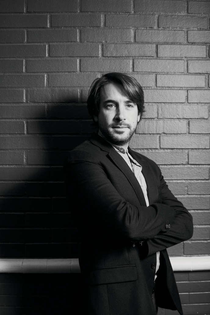 Jean-Baptiste Bissonnet directeur des Boucheries nivernaises.