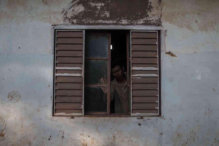 Ron Villalba a été tué lors d'une série d'attaques dirigées contre les Indiens guarani et kaiowá dans le village de Bororo, le jour de l'élection présidentielle du 28 octobre 2018.