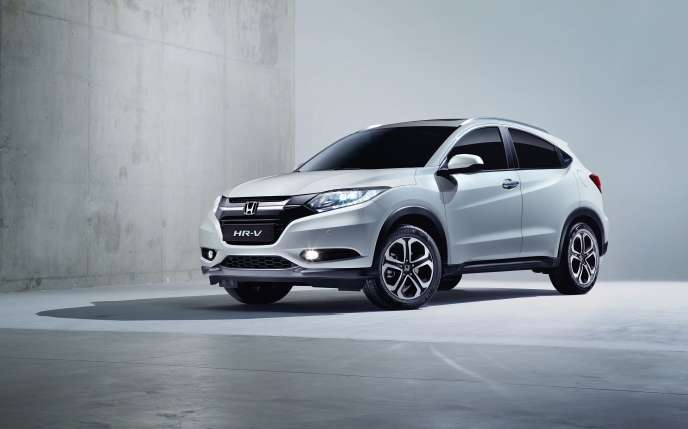 Le Honda HR-V, symbole de l'irrésistible ascension des SUV.