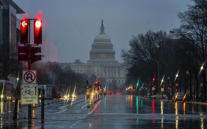 Washington, Etats-Unis le 28 décembre 2018.