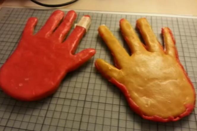 Ces dispositifs qui utilisent la forme des veines des mains sont censés être plus sécurisés que ceux qui recourent aux empreintes digitales.