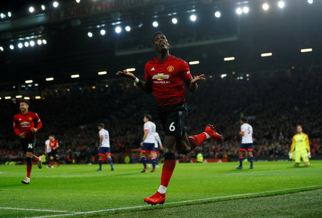 Paul Pogba est de retour en forme depuis le départ de José Mourinho. Il a inscrit quatre buts en trois matchs et sera un adversaire de poids pour le PSG lors des huitièmes de finale de la Ligue des champions.