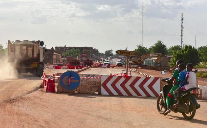 A Koupela, dans l'est du Burkina Faso, en octobre 2018.