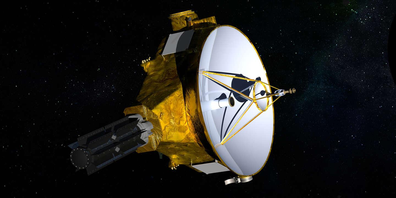 Une sonde américaine survole l'objet céleste le plus distant jamais étudié