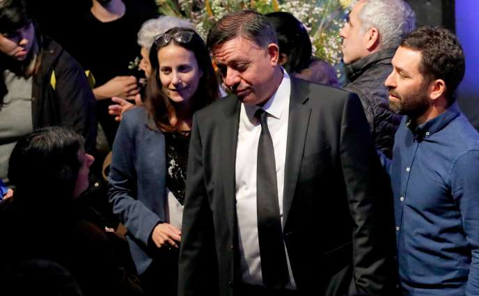 Avi Gabbay, chef de file du Parti travailliste, le 31 décembre 2018 à Tel-Aviv.