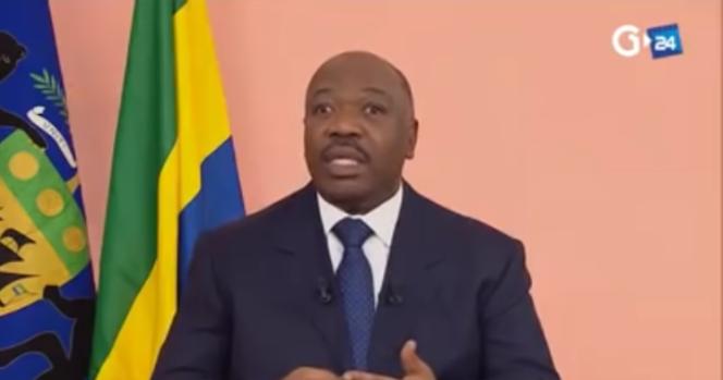 Discours d'Ali Bongo au peuple gabonais, le 31décembre 2018.