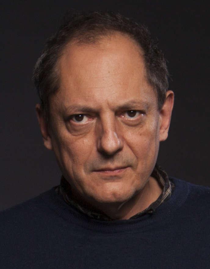 François Brunet en 2010.
