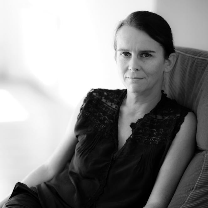 Tiphaine Samoyault, essayiste et romancière, en 2012.
