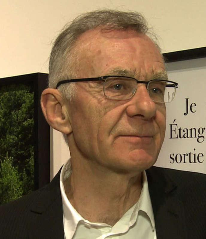 Bruno Viard, spécialiste de littérature française.