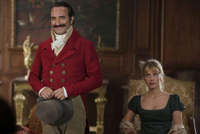 Jean Dujardin et Mélanie Laurent dans« Le Retour du héros», de Laurent Tirard.