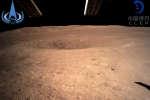 L'atterisseur chinois Chang'e-4 est le premier engin spatial à se poser sur cette partie invisible, depuis la Terre, de notre satellite naturel. China National Space Administration/CNS via REUTERS