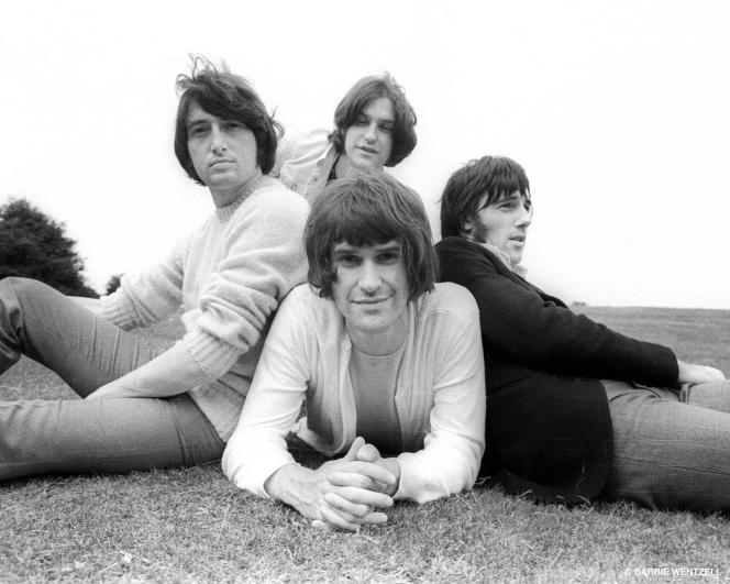 Le groupe The Kinks.