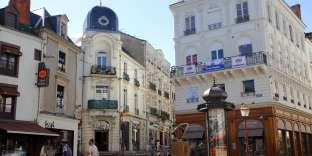 En 2018, le pouvoir d'achat immobilier a augmenté de 19 m² auMans (place Saint-Nicolas), à 126 m² pour un crédit de 1 000 euros sur 20 ans.