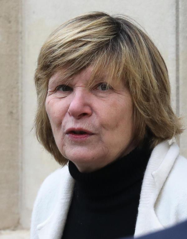 Michèle Marchand, le 15 novembre 2017.