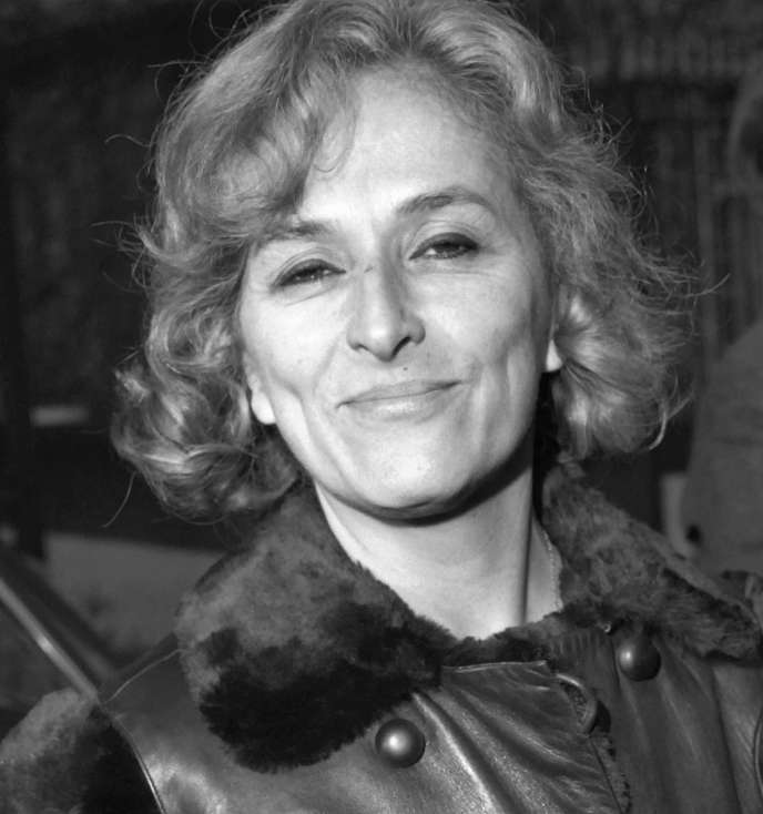 Christine de Rivoyre, en 1968.