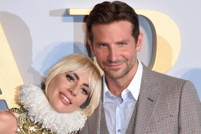Lady Gaga et Bradley Cooper partent favoris avec« A Star Is Born»avant la cérémonie des Golden Globes dimanche 6 janvier.