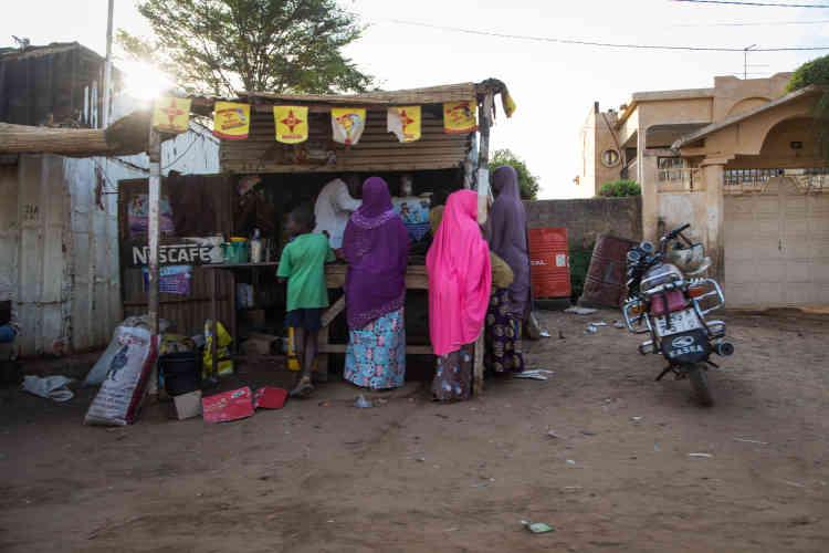 Niamey, le 3 décembre.