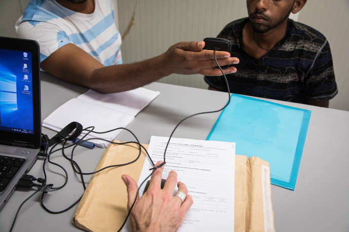 Entretien mené par un officier de protection auprès d'Ali, un Erythréen de 21 ans qui a passé un an dans un centre de détention libyen.