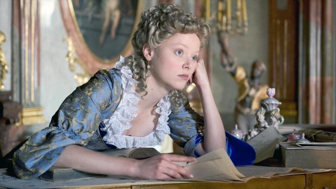 Marie-Luise Stockinger, rôle-titre dans « Marie-Thérèse d'Autriche», de Robert Dornhelm.