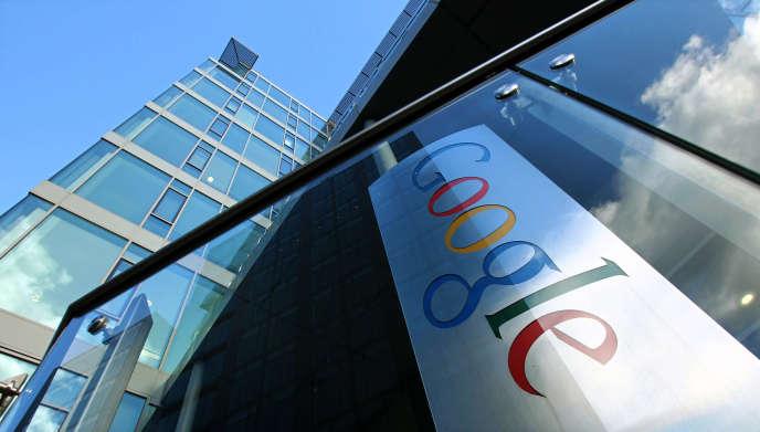 Le siège européen de Google, à Dublin.