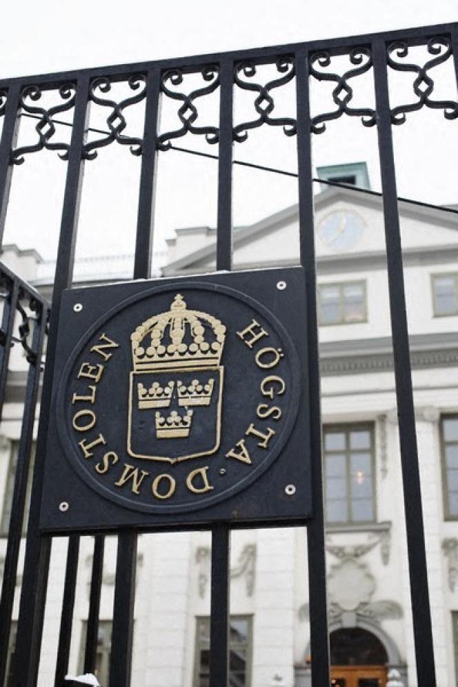 La Cour suprême de Suède a acquitté un père accusé d'avoir secoué son bébé
