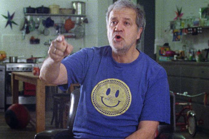 Georges Federmann dans« Comme elle vient», documentaire de Swen de Pauw.