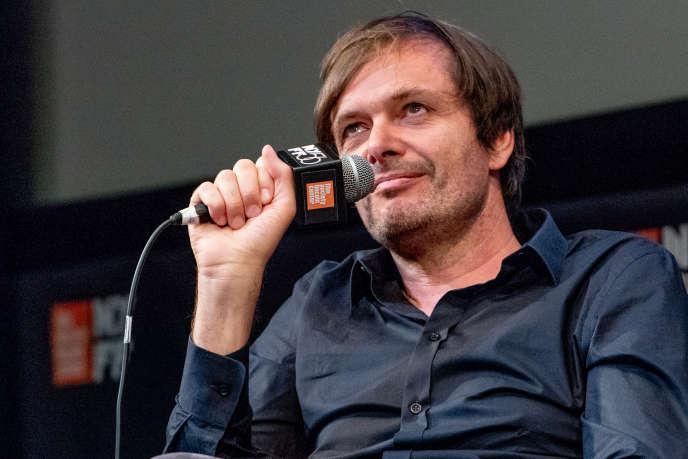 Le réalisateur Ulrich Köhler lors d'une projection de son film« In My Room» à New York, le 29 septembre 2018.