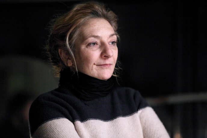 Corinne Masiero dans« Les Invisibles», deLouis-Julien Petit.