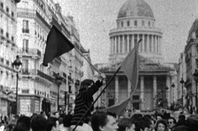 « Les Révoltés», documentaire français deMichel Andrieu et Jacques Kebadian.