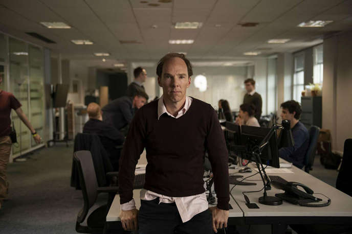Dans « Brexit : The Uncivil War », Benedict Cumberbatch incarne Dominic Cummings, le directeur de la campagne « Vote Leave ».