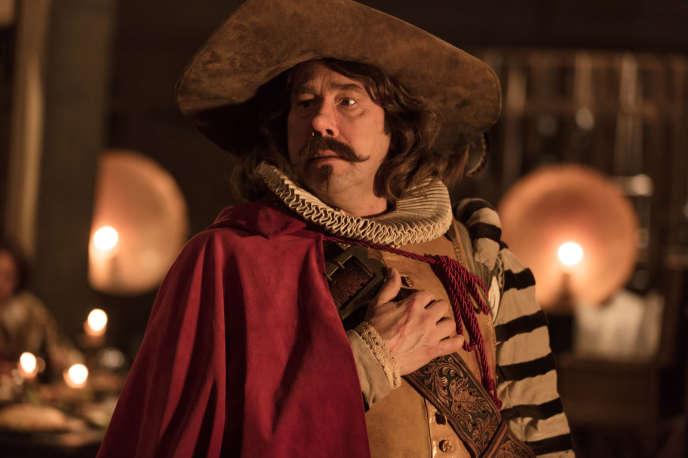 Olivier Gourmet dans le rôle deConstant Coquelin alias Cyrano dans« Edmond», d'Alexis Michalik.