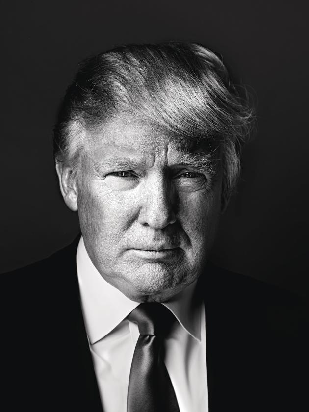 Donald Trump en avril 2011.