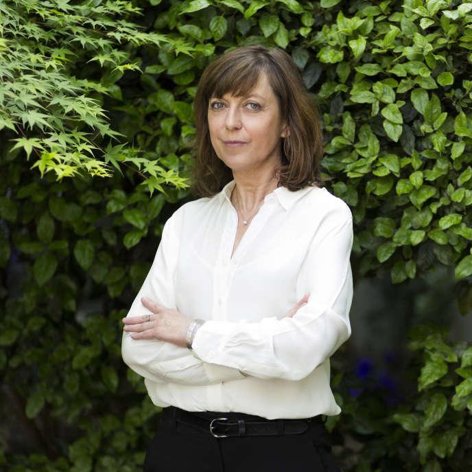 Aline Kiner, en 2017.