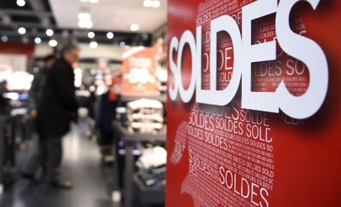 Winter sales start on January 6th for six weeks.