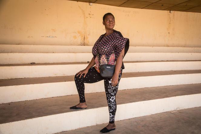 Yvette, Camerounaise de 46ans, a passé cinq ans en Algérie avant d'être refoulée au Niger.