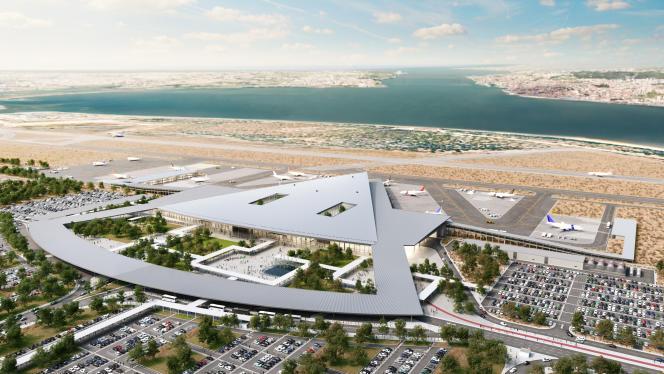Vinci va construire, d'ici à 2022, le second aéroport de Lisbonne, à Montijo, en plus d'agrandir substantiellement l'actuel.