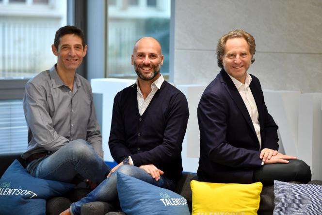Talentsoft a été fondée en 2007 par Jean-Stéphane Arcis, Alexandre Pachulski et Joël Bentolila.