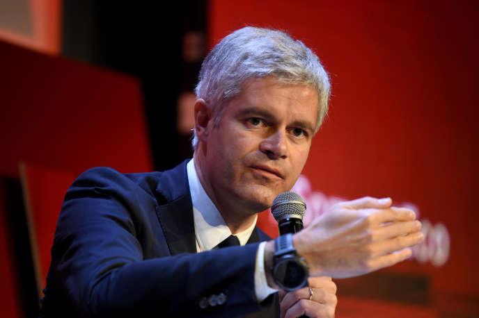 Le président du parti Les Républicains, LaurentWauquiez, le 6 décembre 2018, à Paris.