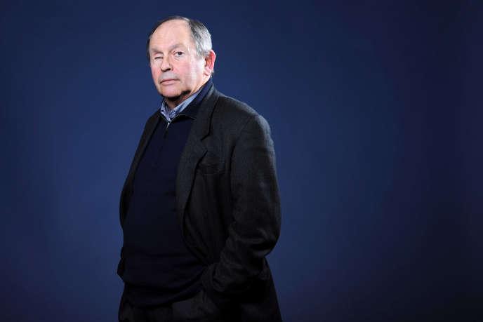 L'écrivain et dramaturge Jean-Claude Grumberg, en 2010.