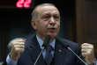 Le président turc Recep Tayyip Erdogan devant les parlementaires du Parti de la justice et du développement (AKP), le 8 janvier à Ankara.