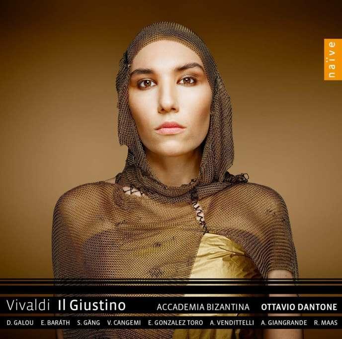 Pochette de l'album« Il Giustino», opéra d'Antonio Vivaldi.