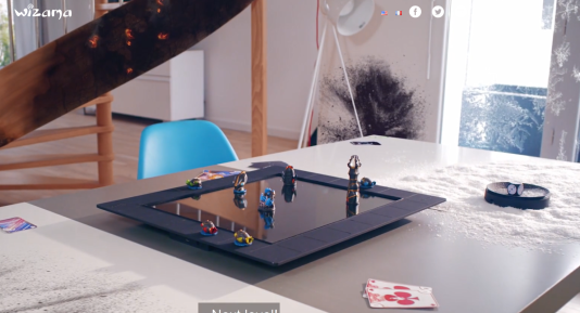 La console Wizama tente de rapprocher l'univers du jeu de plateau du jeu vidéo.