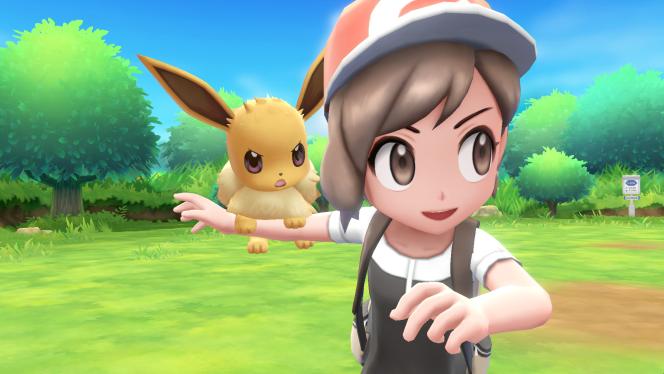 « Pokémon Let's Go», version modernisée (et simplifiée) du premier épisode de la série, avait cette année pour mission de satisfaire un large public.
